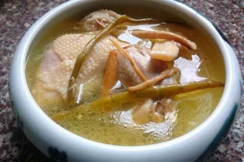 铁皮石斛汤-石斛煲汤